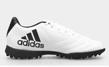 ADIDAS Goletto TF Football Boots Child Boys WHite Size UK 10K US 10.5K*RefCRS114