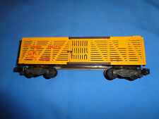 Scarce American Flyer #994 Union Pacific Stock Car