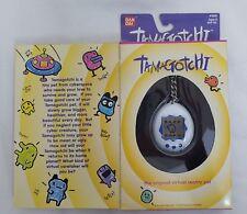 1996/1997 Bandai Original TAMAGOTCHI Virtual Pet v1 WHITE/BLUE #1800 NEW/SEALED