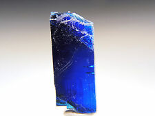 "2.1"" Gemmy Deep Blue Halite Single Crystal, Carlsbad, New Mexico! HL360"