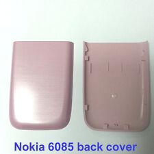 100% Genuine New Original Nokia 6085 Back Battery Cover Fascia Housing - Pink