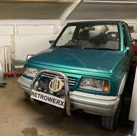 Suzuki Vitara JX 4U Soft-Top  4x4 off road  4x Wheel nuts * BREAKING WHOLE CAR*