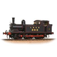 Bachmann 31-060 OO Gauge LNER Lined Black J72 Class 2313