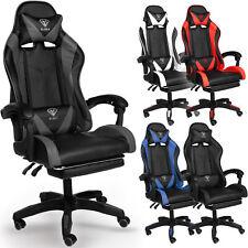 Gaming Stuhl, Home Office Chair Racing Chefsessel Bürostuhl Sportsitz Büro Stuhl