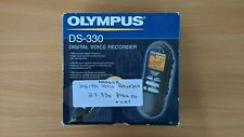 BNIB - Olympus DS-330 Voice Recorder (Charity Sale)