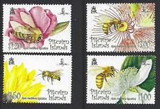 PITCAIRN ISLAND 2008 BEES SET OF 4 UNMOUNTED MINT,MNH