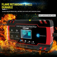 Car Jump Starter Emergency 12V/24V Power Bank Battery Charger with Displays O9M8