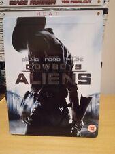 Cowboys & Aliens BLU RAY STEELBOOK UK RELEASE
