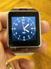 Smart watch, running USB rechargerable Camera phone multifunction I