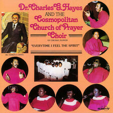 DR. Charles Hayes - Everytime I Feel The Spirit - New Factory Sealed CD