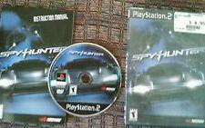 Spyhunter PS2 Playstation 2