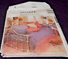 McCall's Home Decorating bedroom essentials sewing pattern 3559