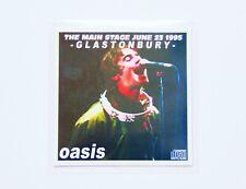 Oasis : Glastonbury 1995