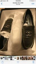 Chanel Flat Shoes Size 39