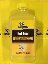BARDAHL HOT FUEL Anticongelante Antigelo Gasolio Diesel Fino a -25°C 1Lt