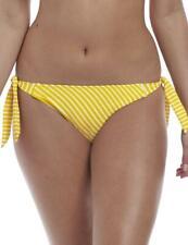 Freya Beach Hut Tie Side Bikini Brief Bottoms 6794 Womens Swimwear California