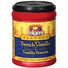 Folgers Flavors French Vanilla Ground Coffee
