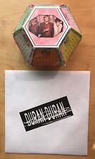 Duran Duran rare Promo MEDAZZALAND '99 Pop-Up Calendar with logo Envelope