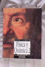 Libro de texto de Física y Química. 2º Bachillerato. 1995