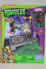 Mega Bloks  Teenage Mutant Ninja Turtles   RAPH    Dojo Combat    DMX35
