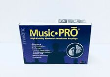 MusicPro High Fidelity Musicians Earplugs