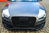 Sonderaktion Spoilerschwert Cuplippe ABS für Audi A5 B8 Sport Edition Plus ABE