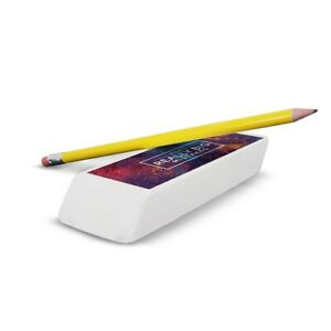 Xenon HB Pencil with Eraser End Office School Craft Art Drawing Yellow