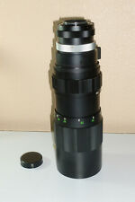 Polaris Auto Zoom 55-300mm 1:4.5 Lens for M42 Pentax Screw Mount *