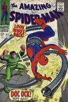 The Amazing Spider Man Vol. 1 53 Enter: Dr. Octopus Marvel Comics VF- Stock Imag