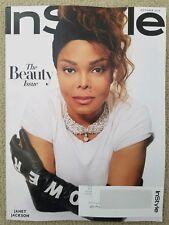 Janet Jackson, Jennifer Lawrence, Julia Louis Dreyfus In Style Magazine Oct 2018