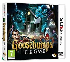 Goosebumps: The Game (Nintendo 3DS)