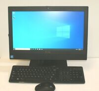 "DELL Optiplex 3050 AIO All-In-One 19.5""  Intel G4560T 2.9 GHz 4GB 128GB SSD W10"