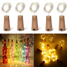 LED Cork 15/20/30/50 Lights String Bottle Stopper, Lamp, Light, Wedding Event IL