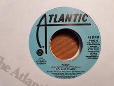 "PROMO ATLANTIC 45 7"" RECORD/ROLAND CLARK/RU RU?/1989 NR MINT"