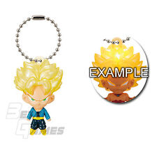 Dragonball Dragon Ball Z Trunks Sparking Light Mascot Portachiave Figure Bandai