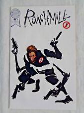 Roachmill No. 1 December 1986 Blackthorne Comics Rich Hedden 1st Print NM (9.4)
