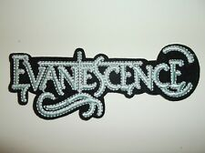 "Evanescence Embroidered Applique Patch~4 3/4"" x 2 1/4""~Iron~Sew~Ships Free"