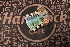 Hard Rock Cafe HRC NASHVILLE NATIONAL PARK BEAR Lapel Pin Civil War