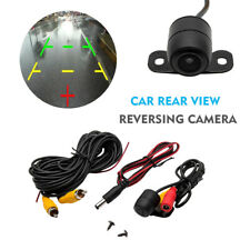 3-in-1 Car Reversing Camera Side Parking 170° Wide Angle Front Side Rear View