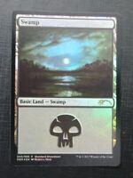 SWAMP 003/005 - FOIL Promo - Mtg Card # 3F86