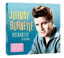 Johnny Burnette-Rockabilly and Beyond (2cd 2012) NUOVO/SEALED!!!