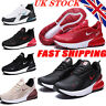 Mens Kids Boys Trainer Sneakers Shoes Casual Fashion Sports Running Shoes Gym