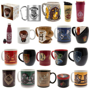 Harry Potter Ceramic Mugs - Travel Mugs Official Merchandise BIRTHDAY GIFT- IDEA