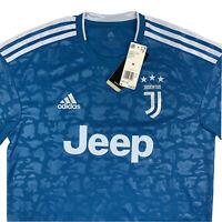 Adidas 2019-20 Juventus 3rd Soccer Jersey DW5471 Mens Medium NWT $90