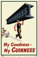 Large Poster of Guinness Girder Heritage Measures 30' x 20'