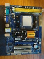 ASRock N68-S UCC with Rear Panel I/O Panel DDR2 NVIDIA® GeForce 7025 AM2 AM2+