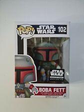 Funko Pop! Vinyl Star Wars Boba Fett Smugglers Bounty Exclusive #102