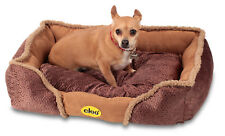 Cleo Cat Bed Dog Bed - Soft & Washable - 2 Colours - 4 Sizes