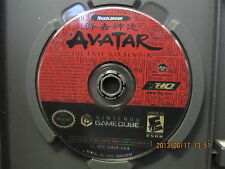 Avatar: The Last Airbender  (Nintendo GameCube, 2006) *Tested*