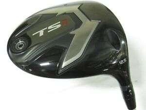 Used RH Titleist TS1 12.5* Driver Fubuki MV 45 Graphite Shaft Senior A Flex +HC